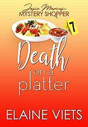 Death on a Platter (Josie Marcus, Mystery Shopper Book 7)