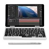 One Netbook Mix 2S Yoga con Stylus Windows 10 2en1 convertible Laptop - 7 'pulgadas IPS con pantalla táctil; Intel M3-8100Y,GPU HD 615 ; 8GB RAM, 256GB M.2 SSD; 6500mAh batería; Wi-Fi de banda dual,BT