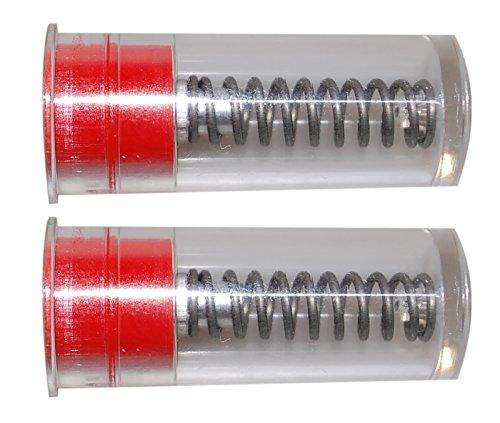 Pufferpatronen Kaliber 12 Kunststoff (2 Stück ) Pufferpatrone (Ausführung 2) (44 Magnum Pistolen)