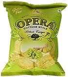 #7: OperaCottage Style Potato Crisps, Zesty Wasabi, 60g