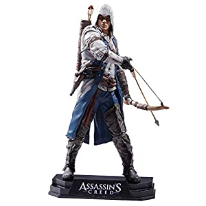 "Assassin's Creed 14643 Actionfigur Conor aus ""Assassin's Creed"""