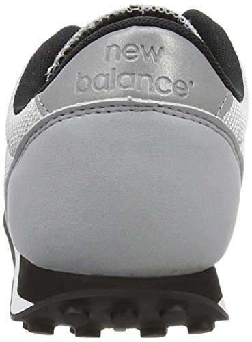 New Balance U410 Clásico, baskets sportives mixte adulte Gris (Grey)