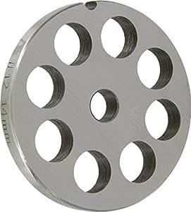 Grille acier Reber - Accessoires HV n°12 - Grille : 70 mm - Trou : 14 mm