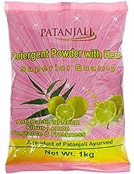 Patanjali Superior Detergent Powder - 1 kg