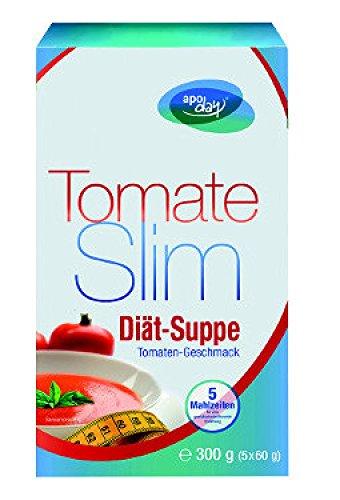 APODAY Tomate Slim Pulver Portionsbeutel 300 g Pulver