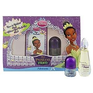 Disney - Coffret de Bain - La Princesse et La Grenouille