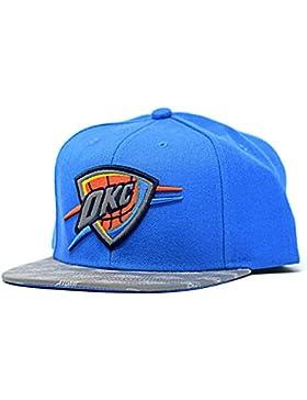 Mitchell & Ness Gorra de béisbol - para hombre Azul azul Talla única