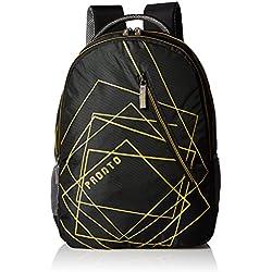 Pronto Dozer 32 Ltrs Black Casual Backpack (8809 - BK)