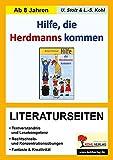Hilfe die Herdmanns kommen - Literaturseiten - Ulrike Stolz, Lynn S Kohl