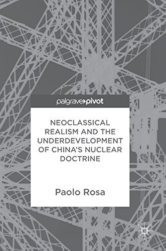 Neoclassical Realism and the Underdevelopment of China's Nuclear Doctrine