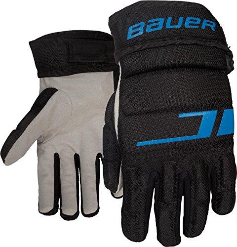 Bauer Junior Performance Player Handschuh (Paar), schwarz, M
