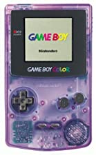 GameBoy Color - Konsole #Clear/Atomic Purple