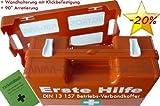 Erste-Hilfe-Koffer M2 PLUS für Betriebe DIN 13157 EN 13157 Stand