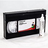XTC R de lavado láser S-VHS/VHS para vídeo VHS