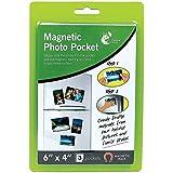 6poches photo magnétique 2–Lot de 3