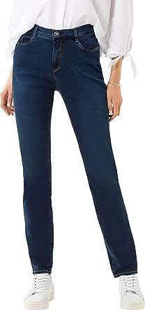 BRAX Carola Blue Planet Five Pocket Feminine Fit Klassisch Jeans Bootcut Donna