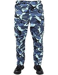 Noorsk - Pantalones de camuflaje