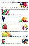 Avery Zweckform 59473 Marmeladen Etiketten Obst (wiederablösbar) 18 Aufkleber