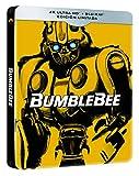 Bumblebee - Edición Especial Metal. Exclusiva Amazon (4K UHD + BD) [Blu-ray]