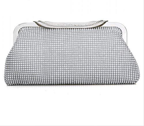 nds Chain Abendtasche Marke Luxus Damenhandtaschen Großhandel Lady Shoulder Bag23.5x4x12.5 Cm 1 ()