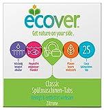 Ecover Classic Spülmaschinen-Tabs Zitrone 25 St. (500 g)