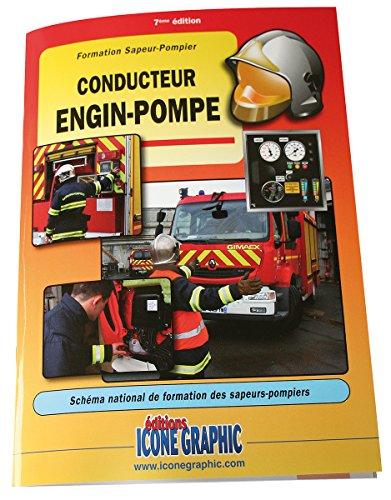 Livre Formation Sapeur-pompier : Conducteur Engin-pompe COD1