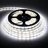 BTF-LIGHTING 5M 5630 Natürlich Weißes Farbe 4000K-4500K Super Bright Flexible SMD 300 Leds 60leds/m IP65 Wasserdicht LED Streifen Strip Band