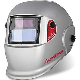Schweißkraft Automatik-Schweißschutzhelm Sichtfenster: 98x43mm Abmessungen der K