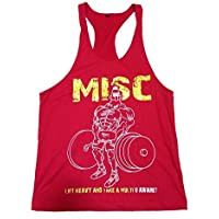 R U consciente? MISC Singlet | camiseta de tirantes | chaleco, y-Back, Stringer | espalda cruzada