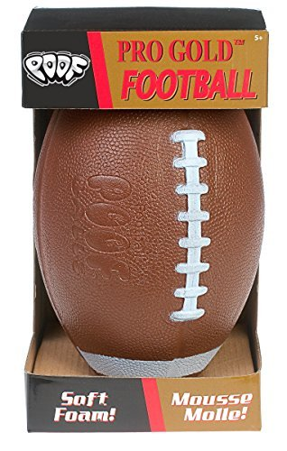 POOF Pro Gold Football by POOF (Schauen Slinky)