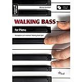 Walking Bass for Piano - arrangiert für Klavier - mit CD [Noten / Sheetmusic] Komponist: Gundlach Michael
