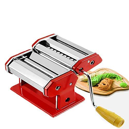YSYDE Pasta Machinestainless Steelmetal für Spaghetti Pasta und Lasagna Pasta Machine Pasta Maker...