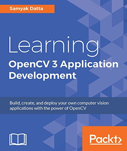 Learning OpenCV 3 Application Development (Opencv C)