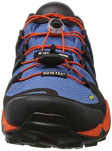 adidas Terrex Fast R Gtx, Chaussures Multisport Outdoor Homme Multicolore (Core Blue/core Black/energy)