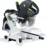 FESTOOL – Kapp KS 88-cross-saw Cut