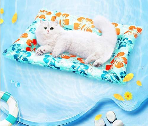 CNRNG Haustier Cooles Pad Summer Dog Pad Pet Pad Cooling Pad Slip Hält Ihr Haustier Durch Den Heißen Sommer Taft Slip