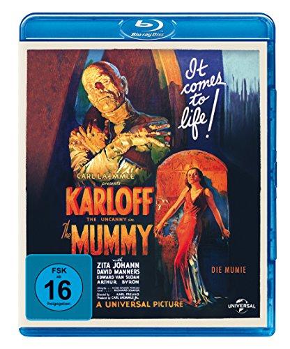 Die Mumie (OmU) [Blu-ray]
