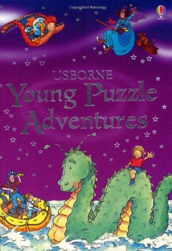 Usborne Young Puzzle Adventures - Usborne Adventures Puzzle