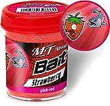 Quantum Magic Trout Bait Taste pink/rot Erdbeere 50g, 50 g
