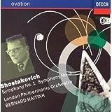 Shostakovich: Symphonies Nos 1 & 3