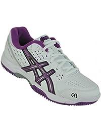 Asics Gel Padel Pro 2 SG mujeres zapatilla deporte tenis Fitness zapatos blanco, Tamaño: