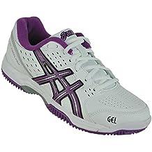 Asics Gel Padel Pro 2 SG mujeres zapatilla deporte tenis Fitness zapatos blanco