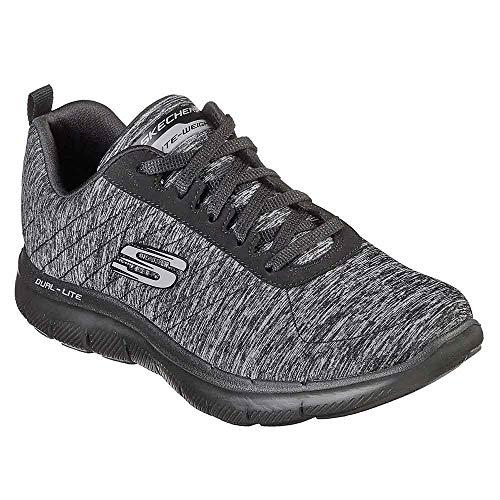 Skechers Flex Advantage 2.0 Golden PO, Zapatillas de Deporte