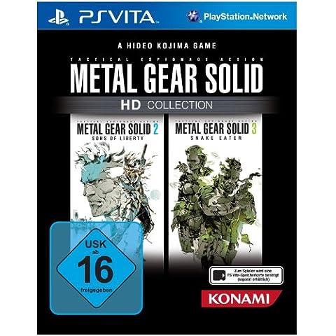 Metal Gear Solid - Hd Collection [Importación Alemana]
