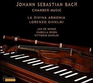 Bach: Chamber Music /La Divina Armonia