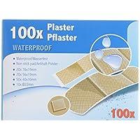 Comfort Aid Pflaster Größe sortiert 100-teilig preisvergleich bei billige-tabletten.eu