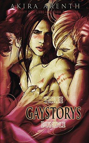 Three GayStorys Bundle: Gay Romance Shortstorys (Sex Homosexuell Cowboy)