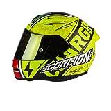 Scorpion Motorradhelm Exo 2000 EVO Air Bautista Replica III