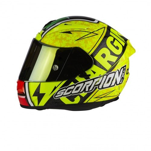 Scorpion Casco Moto exo-2000 Evo Air Bautista Replica