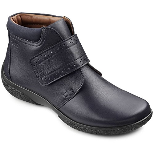 Hotter Womens Daydream Petrol Extra Wide Ankle Boot UK 8